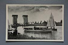 R&L Postcard: Holland River Boat Cruise, Hengelo, Toeristenboot Waterwerken