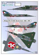 """Syhart 1/48 Dassault Mirage IVP n""""31 BD # 48096"""