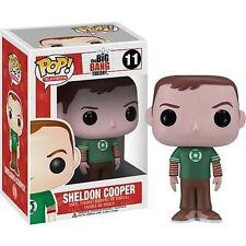 FIGURE THE BIG BANG THEORY SHELDON COOPER POP FUNKO VINYL SERIE TV SEASON #1
