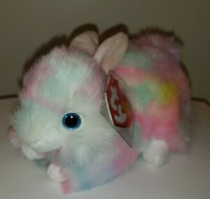 Ty Beanie Baby - SHERBET the Easter Bunny Rabbit (6 Inch) MINT with MINT TAGS