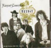 FAIRPORT CONVENTION heyday - the bbc sessions 1968-1969 (CD, album, remastered)