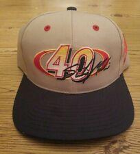 Race Day Sterling Marlin #40 Coors Light Hat NASCAR Adjustable Vintage 90's
