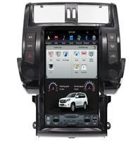 "13.6"" Tesla Android Car GPS Navigation For Toyota Land Cruiser Prado 2010-2013"