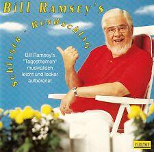 Bill ramsey's schlager-rundschlag/CD (papagayo CD 155-00177) - ETAT NEUF