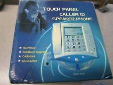 Touch Panel Caller Id Speaker Phone