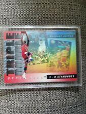 Michael Jordan 1993 Upper Deck Triple Double 3-D Standouts