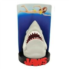 JAWS-SWIMMER POSTER PREMIUM POSTER MOTION STATUE. *TOTALLY MINT
