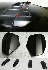 For 17-18 Honda Civic Hatchback Type R Style ROOF WING AND ROOFLINE VORTEX 4PCS
