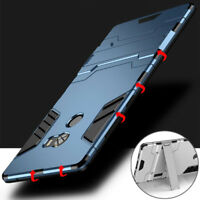 Hybrid Armor Case Cover Stand For Xiaomi 8 SE 5X 6X A1 A2 Redmi 5 Note 5A 4X Mix