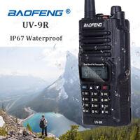 1x BAOFENG UV-9R Waterproof Dual Band Two Way Radio Transceiver Walkie Talkie 5W