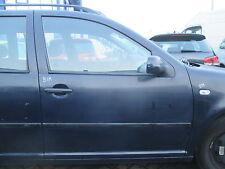 Tür vorne rechts VW Golf 4 Bora perlblau LA5G blau