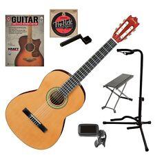 Ibanez Ga3 Classical Guitar Guitar Essentials Bundle
