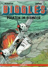 Biggles Nr. 2 Softcover Comic von Bergese / Johns in Topzustand !!!