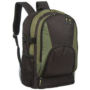 Mens Large Backpack Rucksack Bag - TRAVEL SPORTS SCHOOL HIKING SCHOOL  CAMPING