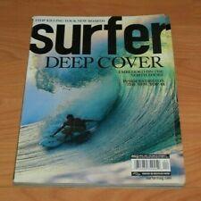 Surfer Magazine April 2007 Volume 48 Number 4 Deep Cover