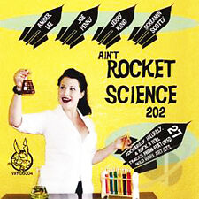 AIN'T ROCKET SCIENCE Volume 2 CD American Rockabilly Wild Rock 'n' Roll NEW