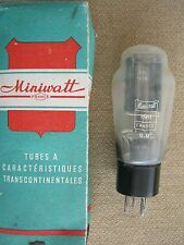 1561 / RGN2004  PHILIPS  MINIWATT  rectifier tube  - NOS  -  RGN 2004