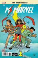 "MS. MARVEL #29 MARVEL  COMICS COVER A 1ST PRINT 2016 ""ARCHIE"""