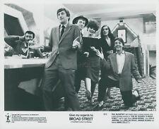 PAUL Mc CARTNEY GIVE MY REGARDS TO BROAD STREET 1984 VINTAGE PHOTO ORIGINAL #6
