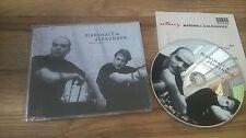 CD Pop Marshall & Alexander - Welcome (2 Song) MCD ARIOLA sc + Presskit