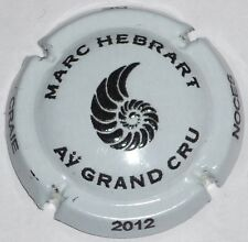 Capsule de Champagne :  HEBRART Marc  , Noces de Craie 2012 !!!
