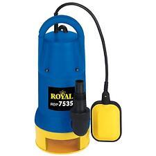 Heavy Duty Einhell eléctrica Clean & Sucia Bomba De Agua Sumergible 350W 7000LPH 5M