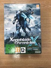 Xenoblade Chronicles X Limited Edition (Wii U)