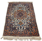 Breathtaking INDIAN Area Rug ROYAL JAHAN Hand Woven 3 ft x 5 ft