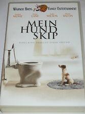 Mein Hund Skip - VHS/Komödie/Frankie Muniz/Kevin Bacon/Diane Lane/Warner