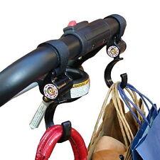 AU 2pcs Baby Pram Clips Hooks Stroller Pushchair Hooks Stroller Clips W8