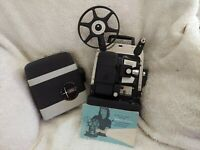 Bell & Howell LUMINA 1.2,  Vintage 8mm Film Movie Projector , Auto Load.