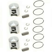 3 Piston Kits ARCTIC CAT THUNDERCAT 900- 895cc ('93-97) 76.50MM