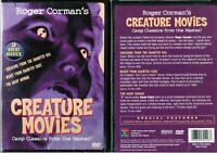 Roger Corman's Creature Movies (DVD, 2002) BRAND NEW! FACTORY SEALED! FAST SHIP!