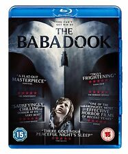 THE BABADOOK BluRay Horror in Lingua Inglese NEW .cp