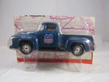 1996 ROAD CHAMPS INC. 1956 FORD F100 DIE-CAST TRUCK 1/43 SCALE