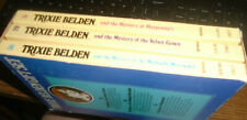 Trixie Belden Gift Set-3 books/book sleeve-29-30-31-Gown-Maypenny's/Marauder