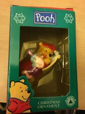 Winnie the Pooh & Piglet Christmas Ornament Letter to Santa, Disney