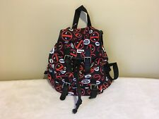 Marvel Deadpool All Over Logo Backpack