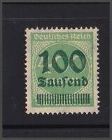 Deutsches Reich 1901-1923 Nr.: 290 z