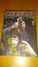 Chonchu, Tome 1 - Byung-Jin Kim - Tokebi (2007)