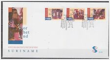 Surinam / Suriname 1999 FDC 232 Kind child kinder enfent