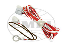 VW AIR COOLED VDO TEMP SENDER,14mmFOR 310901HEAD WIRE 16' LONG 323701