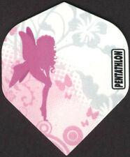 Fairy Princess PENTATHLON Dart Flights: 3 per set