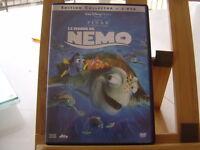 LE MONDE DE NEMO EDITION COLLECTOR 2 DVD WALT DISNEY PIXAR