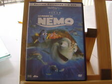 LE MONDE DE NEMO EDITION COLLECTOR 2 DVD WALT DISNEY PIXAR