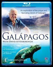 Galapagos with David Attenborough (Blu-ray) NEW