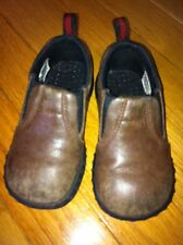 Toddler Boy Brown Leather 6 Slip On Shoes Dress Merrell