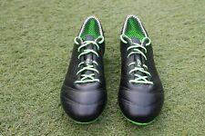 BNIB CUSTOM BLACKOUT ADIDAS F50 ADIZERO FG FOOTBALL BOOTS UK 10.5 Not Predator