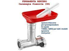 ACCESSORIO TRITACARNE PER SPREMIPOMODORO TRE SPADE ART 11806/S 8(I)