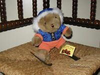 Teddy Bear Collection UK Scott the Skier Handmade